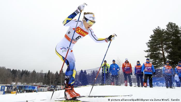 Langlauf Weltcup Falun (picture-alliance/dpa/Bildbyran via Zuma Wire/C. Sandin)