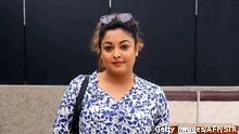 Indien Bollywood Schauspielerin Tanushree Dutta (Getty Images/AFP/STR)