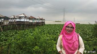 Parvin Akter Bithi Bangladesch