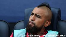 Football - UEFA Champions League - Arturo Vidal