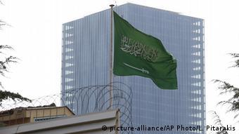 Türkei Konsulat von Saudi-Arabien in Istanbul