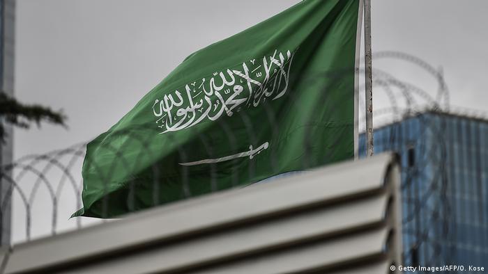 Saudi Arabia's consulate in Istanbul