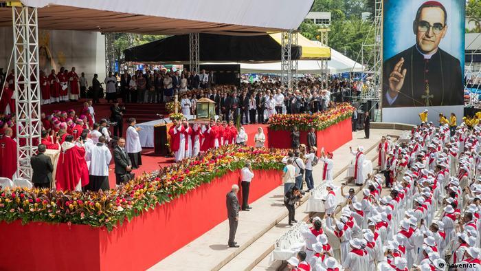 Seligsprechungsfeier für Oscar Romero