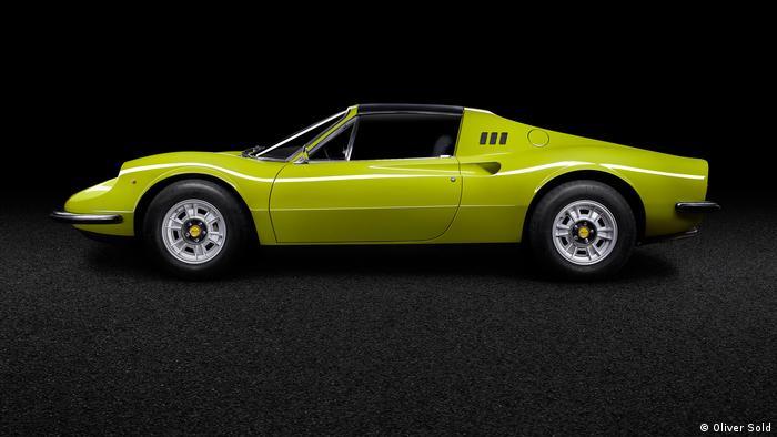 Ferrari Dino 246 GTS (Tipo 607 E), 1973