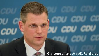 CDU milletvekili Christoph de Vries