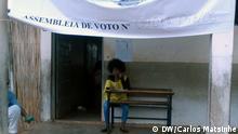Lokalwahlen in Mosambik - Wahl in Xai-Xai