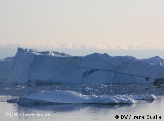 El fiordo Ilulissat, Patrimonio Natural de la UNESCO.