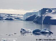 北极正在逐渐便暖