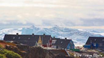 Ilulissat Stadt der Eisberge