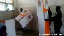 Lokalwahlen in Beira, Mosambik