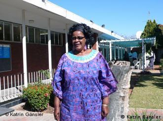 Botlogile Tshireletso sitzt derzeit für die Botswana Democratic Party im Parlament