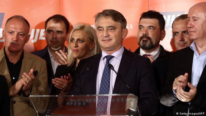 Većina Hrvata u BiH je nezadovoljna izborom Željka Komšića u Predsjedništvo BiH