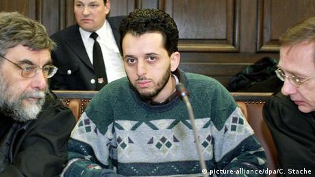 Ο συνεργός της 11ης Σεπτεμβρίου Ελ Μοτασαντέκ