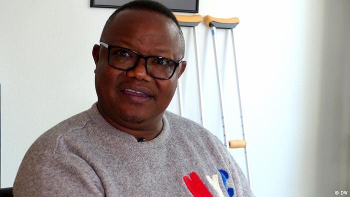 Tundu Lissu, antigo deputado da Tanzânia e um dos líderes do Chadema