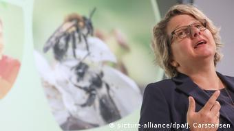 Almanya Federal Çevre Bakanı Svenja Schulze