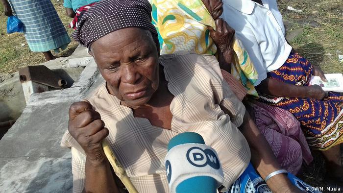 Mosambik Lokalwahlen In Quelimane