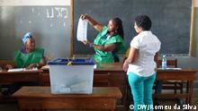 Kommunalwahlen Mosambik - Maputo