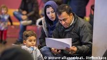 Belgien als Durchgangsland für Migranten | Asylbewerber in Brüssel