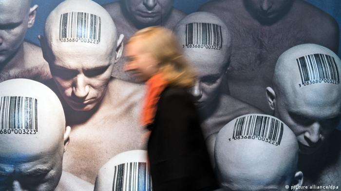 Deutschland Ausstellung Angst. Eine deutsche Gefühlslage? im Haus der Geschichte in Bonn