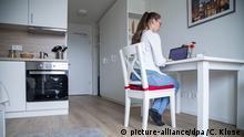 Symbolbild Arbeiten zu Hause