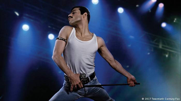 A still from the film 'Bohemian Rhapsody' (2017 Twentieth Century Fox)