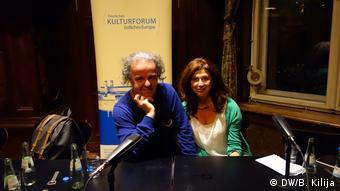 Deutsches Kulturforum Östliches Europa in Berlin   Miljenko Jergovic, Schriftsteller