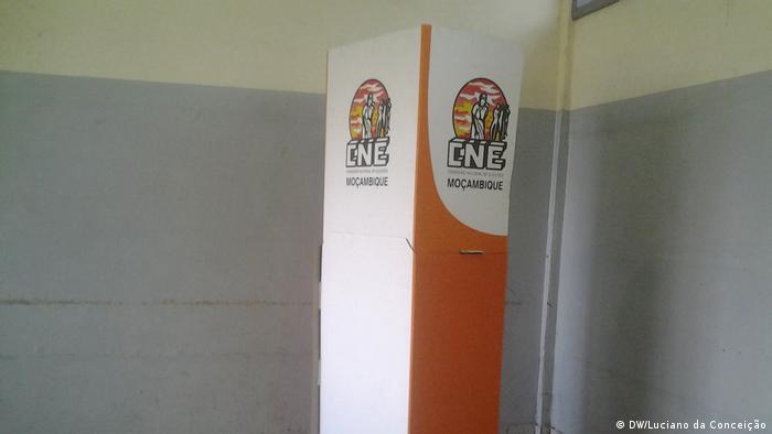 Mosambik Kommunalwahlen