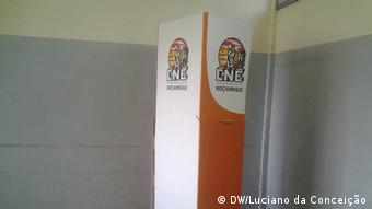 Mosambik Kommunalwahlen (DW/Luciano da Conceição)