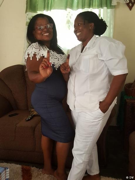 Mosambik Lokalwahl | Guilhermina Sitoi & Mirna Chiboleca