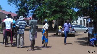 Mosambik Wahl in Xai-xai | Hermenegildo Chivure