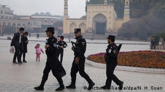 China Uiguren in Xinjiang (picture-alliance/dpa/N. H. Guan)