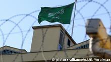 Verschwinden des prominenten saudischen Journalisten Jamal Khashoggi