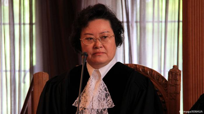 Xue Hanqin, Internationaler Gerichtshof (Imago/XINHUA)