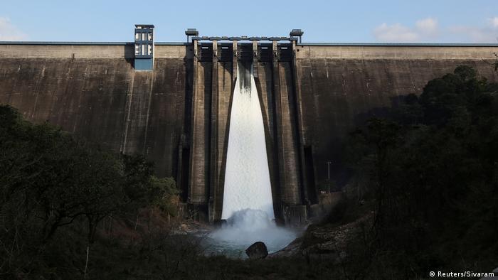 Represas problemáticas en la India
