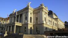 Opernhaus Zürich, Schweiz, Europa