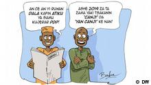 Karikatur: Atiku emerging as PDP's presidential candidate