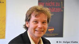 Holger Klatte vom Verein Deutsche Sprache (Foto: VDS)