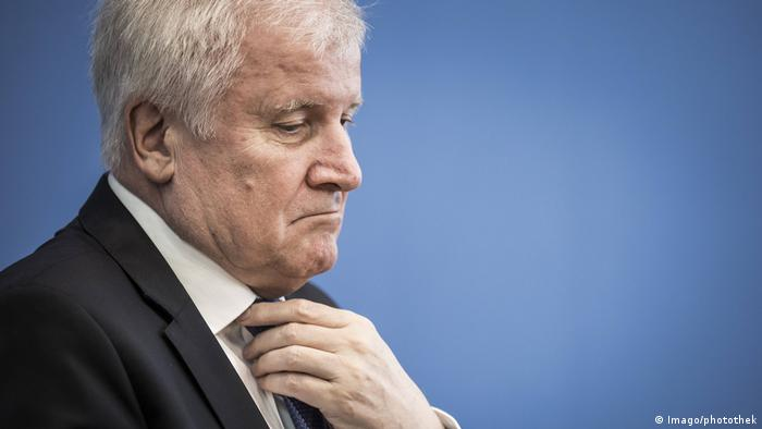 German Interior Minister Horst Seehofer (Imago/photothek)