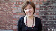 Svetlana Jovanovska, Korrespondentin für DW Mazedonisch aus Skopje, Mazedonien