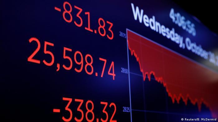USA Börse in New York Wall Street | New York Stock Exchange (Reuters/B. McDermid)