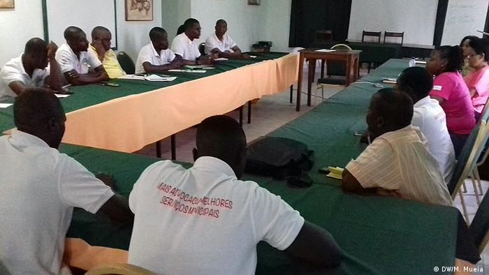 Mosambik Zivilgesellschaftliche Organisation Comité de resposta de reconciliação local