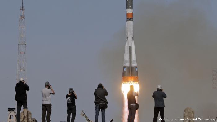 Что пишут немецкие СМИ об аварии ракеты «Союз МС-10»