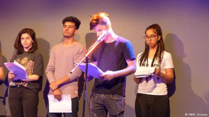 Jugendkulturfest der Diakonie in Wuppertal | The Poetry Project
