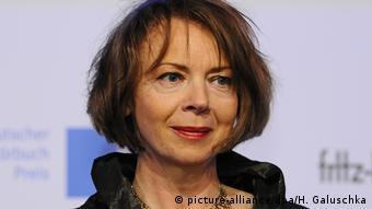 Deutschland Claudia Baumhöver (picture-alliance/dpa/H. Galuschka)