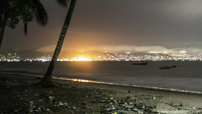 Sierra Leone Freetown Skyline (Getty Images/AFP/M. Longari)