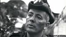 Jul. 07, 1973 - General of Brigade Omar Torrijos Herrera head of the Government of Panama. PUBLICATIONxINxGERxONLY - ZUMAk09 JUL 07 1973 General of Brigade Omar Torrijos Herrera Head of The Government of Panama PUBLICATIONxINxGERxONLY ZUMAk09
