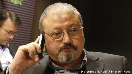 Jamal Khashoggi (picture-alliance/AP Photo/V. Mayo)