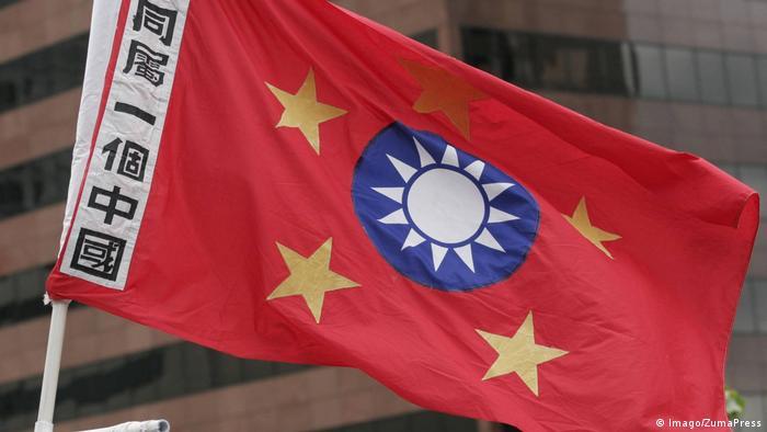 Symbolbild China und Taiwan (Imago/ZumaPress)