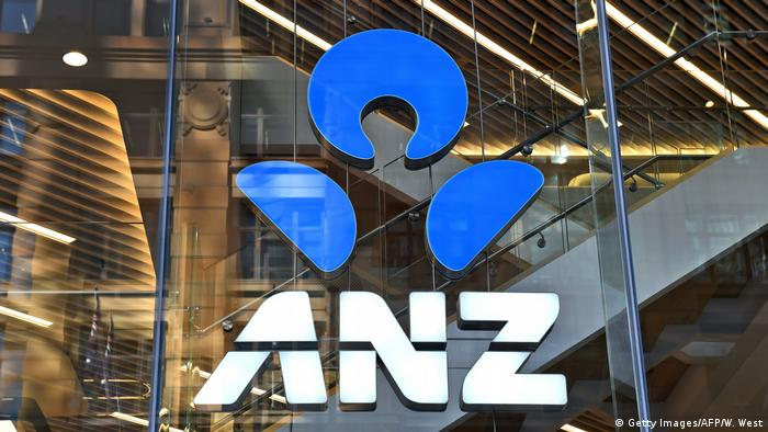 Australien ANZ Bank (Getty Images/AFP/W. West)
