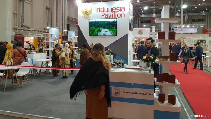 Indonesien in Coteca 2018 (KBRI Berlin)